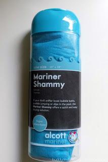 Mariner Shammy Trockentuch